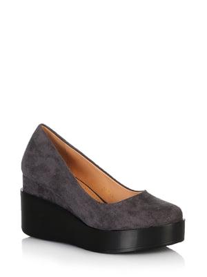 Туфли серые | 5672664