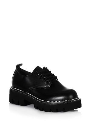 Туфлі чорні | 5672670