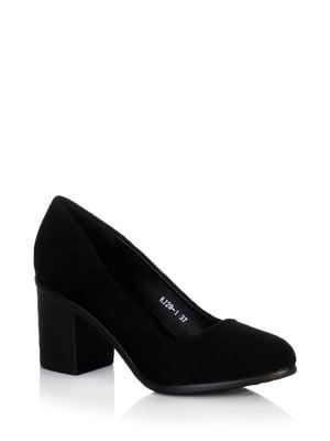 Туфлі чорні | 5672682