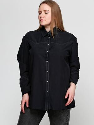 Рубашка черная   4953176