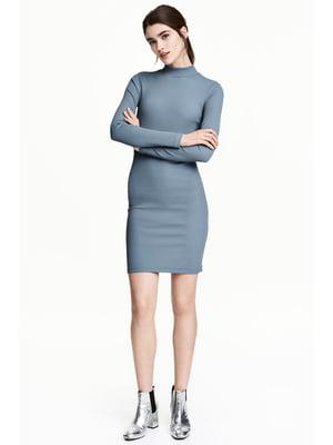 Платье голубое | 4953624
