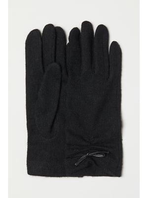 Рукавички чорні | 5234241