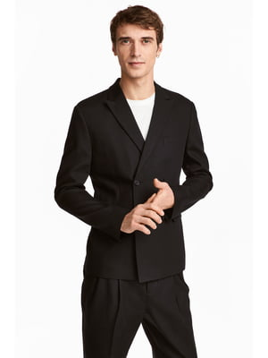 Пиджак черный | 5235002