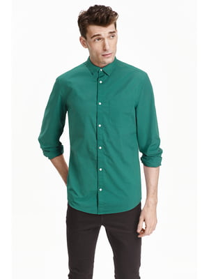 Рубашка зеленая | 5235158