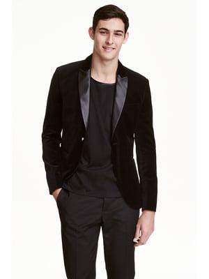 Пиджак черный | 5235258