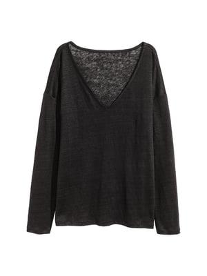Пуловер черный | 5236338