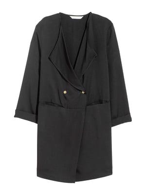 Пальто черное | 5236384