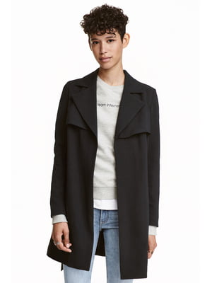 Пальто черное | 5236773