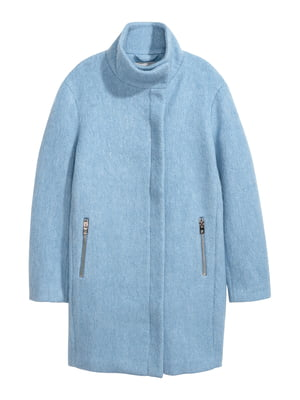 Пальто блакитне | 5239367