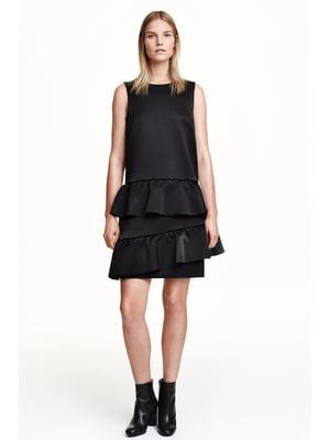 Платье черное | 5239375