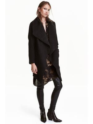 Пальто черное | 5239423