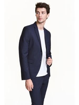 Пиджак темно-синий | 5240546