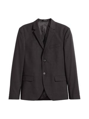 Пиджак черный | 5240555