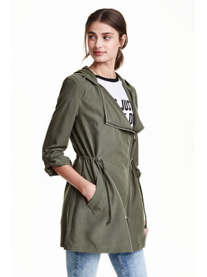 Куртка цвета хаки | 5666690