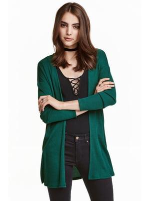 Кардиган зеленый | 5666759