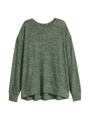 Джемпер зелений | 5666901