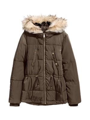 Куртка коричневая | 5666966