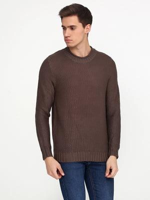 Джемпер коричневый | 5667067