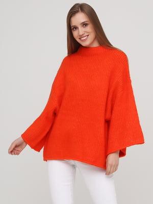 Джемпер помаранчевого кольору | 5667207