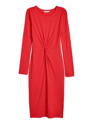 Платье красное | 5667339