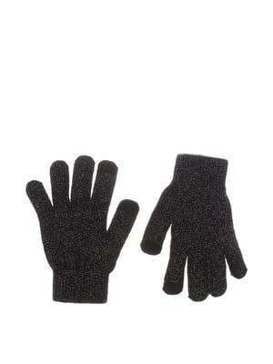 Перчатки черные   5667458