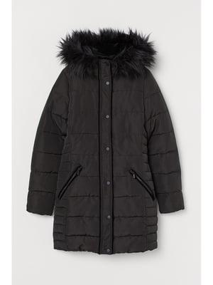 Пальто черное | 5667488