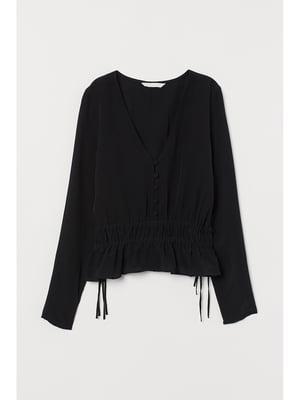 Блуза черная | 5667502