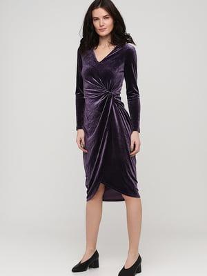Платье фиолетовое | 5667596
