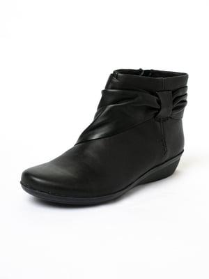 Ботинки черные | 5663363