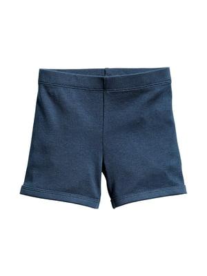 Пижамные шорты синие | 5668140