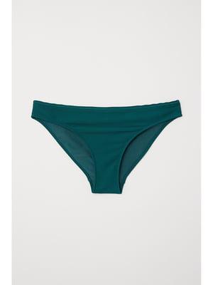 Купальные трусы сине-зеленые   5668351