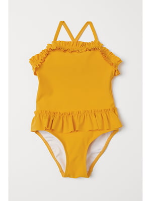 Купальник жовтий | 5668568