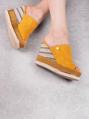 Сабо жовті | 5675930