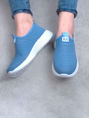 Кросівки сині | 5676032