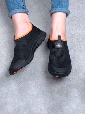 Кросівки чорні | 5676037