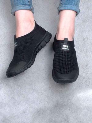 Кроссовки черные | 5676039