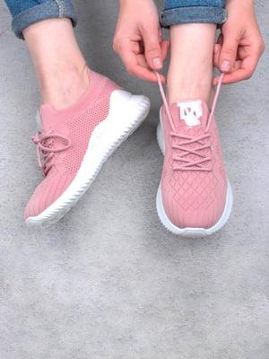 Кросівки рожеві | 5643795