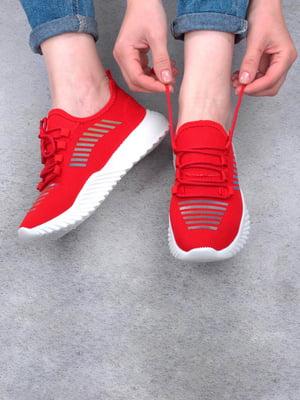 Кросівки червоні | 5643815