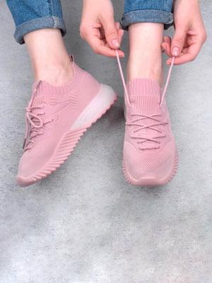 Кросівки рожеві | 5643819
