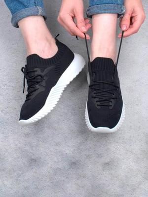 Кросівки чорні | 5643820
