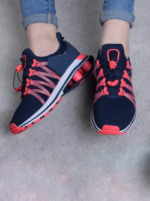 Кросівки сині | 5643828