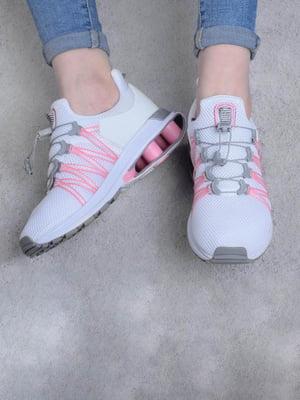 Кроссовки белые | 5643829