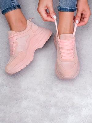 Кросівки рожеві | 5644511