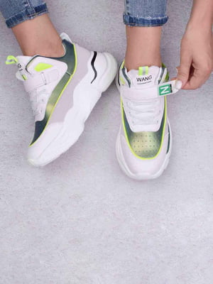 Кросівки різнокольорові | 5644547