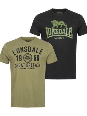 Набор футболок (2 шт) | 5676315