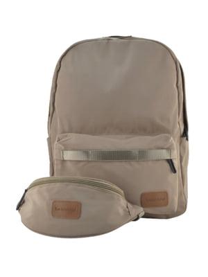 Комплект: рюкзак и сумка | 5676404