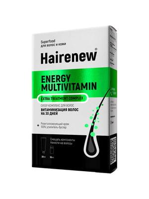 Комплекс для волосся: крем (30 мл) і бустер (10 мл) | 5676470