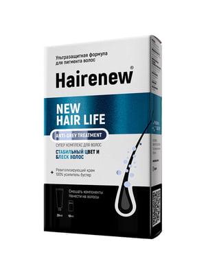 Комплекс для волосся: крем (30 мл) і бустер (10 мл) | 5676471