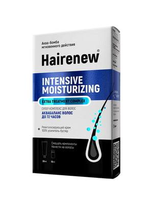 Комплекс для волосся: крем (30 мл) і бустер (10 мл) | 5676477
