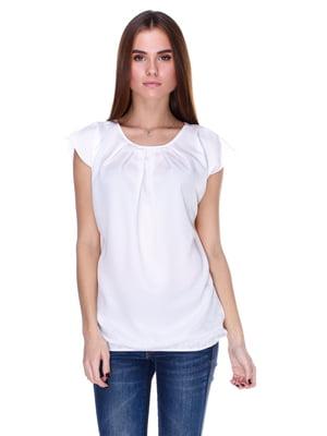 Блуза белая | 1800600